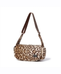 헤드포터(HEAD PORTER) LEOPARD ZIP SHOULDER(S)-LEOPARD