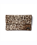 헤드포터(HEAD PORTER) LEOPARD CLUTCH BAG-LEOPARD