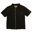 램배스트(LAMBAST) PK RIDERS JACKET(BLACK)