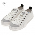 스테어 [스테어] Goldenstar Arlington Shoes Low (White)