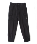 콰이트(QUITE) [콰이트] FLYING JOGGER PANTS / Black