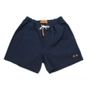 램배스트(LAMBAST) COTTON SPAN SHORT PANTS(INDIGO denim)