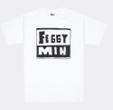페기민(FEGGYMIN) MAIN LOGO SHORT SLEEVE