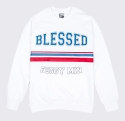 페기민(FEGGYMIN) BLESSED RAGLAN SWEAT SHIRT