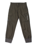 콰이트(QUITE) [콰이트] FLYING JOGGER PANTS / Khaki