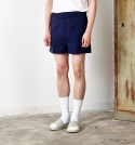 WOOL WAIST BANDING SHORTS