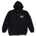 길로틴(GUILLOTINE) OG LOGO ZIP-UP HOOD