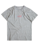 COLOR COLOR TEE-GRAY