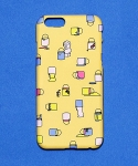 [NOMEDALIST X SHINMORAE] IPHONE6 CASE_YELLOW