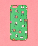 [NOMEDALIST X SHINMORAE] IPHONE6 CASE_GREEN