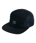 바잘(VARZAR) neoprene mesh camp cap black