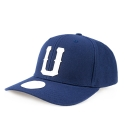 UNITED 2 Baseball Snapback Cap (Navy)