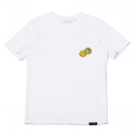 업스케일(UPSCALE) SMILE-BALL TEE-WHITE