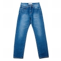 업스케일(UPSCALE) UPSCALE SMILE-BALL DENIM-INDIGO
