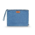 리빈(RE:VIN) W WASHING CLUTCH (BLUE)