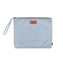 W WASHING CLUTCH (L.BLUE)