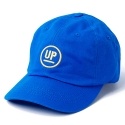 업스케일(UPSCALE) upscale up baseball cap blue