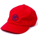 업스케일(UPSCALE) upscale up baseball cap red