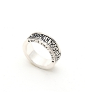 (무료 이니셜 각인 이벤트)HAND MADE *No Pain No Gain* silver925 Ring