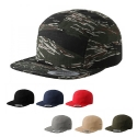7005 JOCKEY FLAT BILL CAP (7 COLORS)