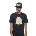 BREEZY EXCURSION Breezy X Mister : Lord Pendant Tee (Black)