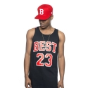 브리즈 익스커션(BREEZY EXCURSION) BREEZY EXCURSION Best 23 Tank (Black)