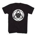 블랙스케일(BLACK SCALE) Penta Hex Tee (Black)