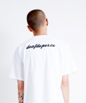 데프돕스(DEAFDOPES) AWHITE T SHIRTS  - WHITE