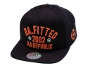 더블에이에이 피티드(DOUBLE AA FITTED) Double aa fitted republic cap