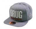 더블에이에이 피티드(DOUBLE AA FITTED) Drug republic cap