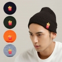 로맨틱크라운 [ROMANTICCROWN]FRENCH FRIES BEANIE