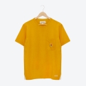 프랭크 도미닉(FRANK DOMINIC) PENGUIN POKET T-SHIRT(YELLOW)