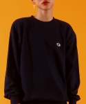 베이직코튼(BASIC COTTON) color logo mtm - NAVY