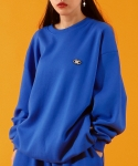 베이직코튼(BASIC COTTON) color logo mtm - BLUE