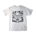 DEALERS NY PABLO LIVES Tee (WHITE)