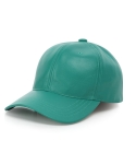 데프트스킨(DEFTSKIN) DEFTSKIN LEATHER BALL CAP(GREEN)