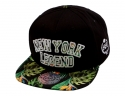 더블에이에이 피티드(DOUBLE AA FITTED) New york legend logo cap