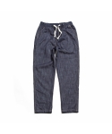 "제로 Denim Wide Fit Relax Pants ""Dark Indigo"""