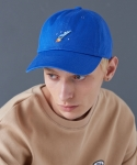 스컬프터(SCULPTOR) SPACESHIP BALL-CAP[BLUE]