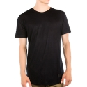 크룩스앤캐슬(CROOKS & CASTLES) Knit Crew T-Shirt - Imperial (Black)