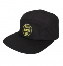 런디에스(RUNDS) RUNDS pizza box camp cap(black)