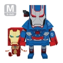 모모트(MOMOT) [MOMOT]MARVEL-IRON PATRIOT(M)