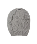 바스틱() Vastic 12G crew neck wool Knit