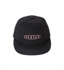 브라운브레스 SPREAD 90s CAP - BLACK