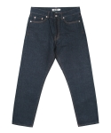 콰이트(QUITE) [콰이트]Ta-1Washed Denim Pants