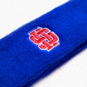 에이치에스큐디(HSQD) OG Logo Headband - Royal Blue