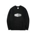 레이어 유니온(LAYER UNION) BOX LOGO SWEAT SHIRTS BLACK