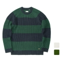 언리미트() Unlimit - Stripe Knit Ver.2 (AE-C032)
