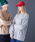스컬프터(SCULPTOR) THINK SWEATSHIRTS[GRAY]