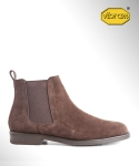 컬러콜라(COLOR COLLA) AMERICAN COW SUEDE CHELSEA BOOTS